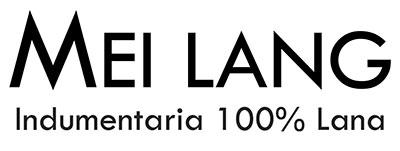 MEI LANG · Indumentaria 100% Lana